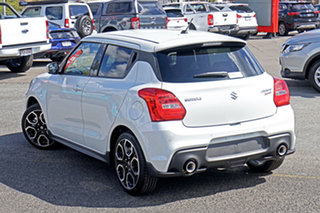 2020 Suzuki Swift AZ Series II Sport White 6 Speed Sports Automatic Hatchback.