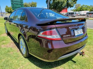 2010 Ford Falcon FG XR6 Velvet 6 Speed Sports Automatic Sedan