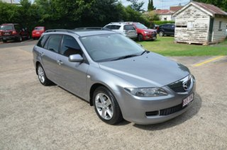 2007 Mazda 6 GG Diesel Grey 6 Speed Manual Wagon.