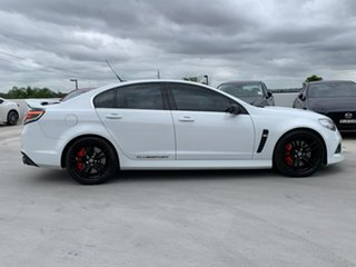 2015 Holden Special Vehicles ClubSport Gen-F MY15 R8 25th Anniversary Heron White 6 Speed.