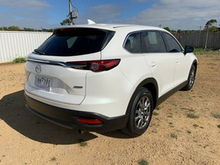 2018 Mazda CX-9 TC Touring SKYACTIV-Drive White 6 Speed Sports Automatic Wagon