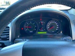 2011 Holden Captiva CG MY10 SX AWD Silver 5 Speed Sports Automatic Wagon