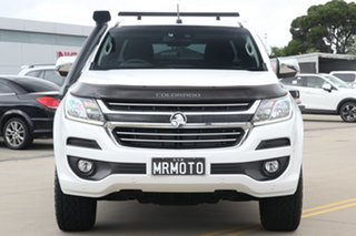 2019 Holden Colorado RG MY20 LTZ (4x4) White 6 Speed Automatic Crew Cab Pickup