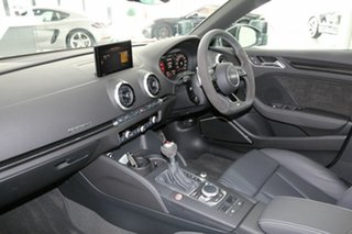 2020 Audi RS 3 8V MY20 Carbon Edition S Tronic Quattro Grey 7 Speed Sports Automatic Dual Clutch
