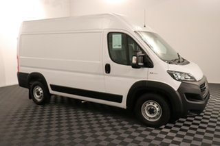 2020 Fiat Ducato Series 7 Mid Roof MWB White 9 speed Automatic Van.