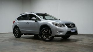 2013 Subaru XV G4X MY13 2.0i-S Lineartronic AWD Silver 6 Speed Constant Variable Wagon.