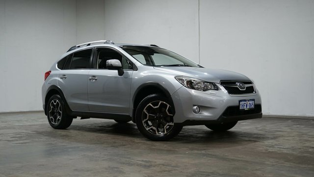 Used Subaru XV G4X MY13 2.0i-S Lineartronic AWD Welshpool, 2013 Subaru XV G4X MY13 2.0i-S Lineartronic AWD Silver 6 Speed Constant Variable Wagon