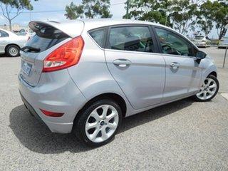 2011 Ford Fiesta WS Zetec Grey 5 Speed Manual Hatchback