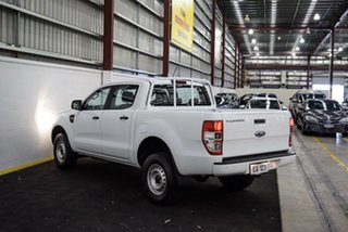 2018 Ford Ranger PX MkIII MY19 XL 2.2 Hi-Rider (4x2) White 6 Speed Automatic Double Cab Chassis