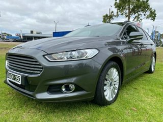 2017 Ford Mondeo MD 2017.00MY Trend Grey 6 Speed Sports Automatic Dual Clutch Wagon