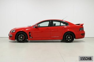 2011 Holden Special Vehicles ClubSport E2 Series 20th Anniversary Red 6 Speed Manual Sedan