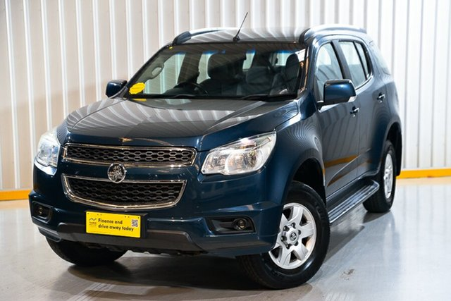 Used Holden Colorado 7 RG MY16 LT Hendra, 2016 Holden Colorado 7 RG MY16 LT Blue 6 Speed Sports Automatic Wagon