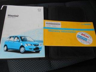2003 Mazda 2 DY10Y1 Genki Blue 5 Speed Manual Hatchback