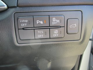 2016 Mazda CX-9 TC Azami SKYACTIV-Drive i-ACTIV AWD Silver 6 Speed Sports Automatic Wagon