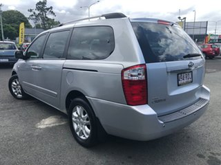 2010 Kia Grand Carnival VQ MY09 Platinum Tiptronic Silver 5 Speed Sports Automatic Wagon