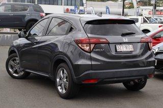 2016 Honda HR-V MY16 VTi-S Grey 1 Speed Constant Variable Hatchback.