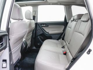 2013 Subaru Forester MY12 XT White 4 Speed Auto Elec Sportshift Wagon