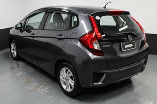 2017 Honda Jazz GF MY17 VTi-L Grey 1 Speed Constant Variable Hatchback
