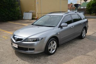 2007 Mazda 6 GG Diesel Grey 6 Speed Manual Wagon
