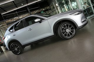 2017 Mazda CX-5 KE1072 Maxx SKYACTIV-Drive FWD Sport Silver 6 Speed Sports Automatic Wagon.