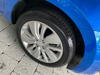 2017 Suzuki Swift AL GL Navigator Speedy Blue Constant Variable Hatchback