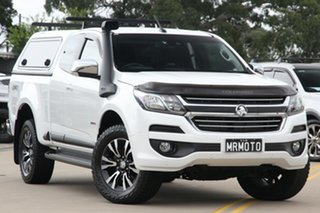 2019 Holden Colorado RG MY20 LTZ (4x4) White 6 Speed Automatic Crew Cab Pickup.