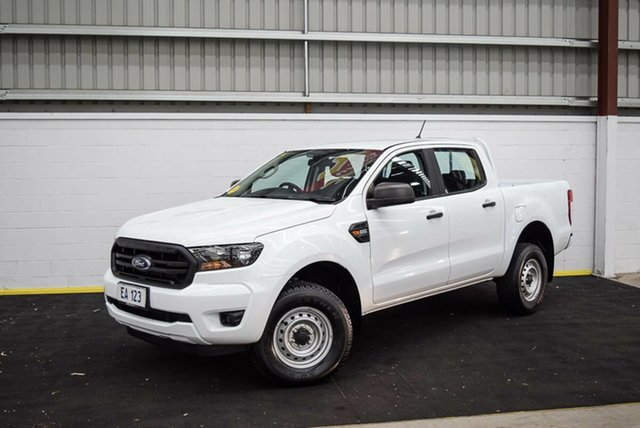 Used Ford Ranger PX MkIII MY19 XL 2.2 Hi-Rider (4x2) Canning Vale, 2018 Ford Ranger PX MkIII MY19 XL 2.2 Hi-Rider (4x2) White 6 Speed Automatic Double Cab Chassis