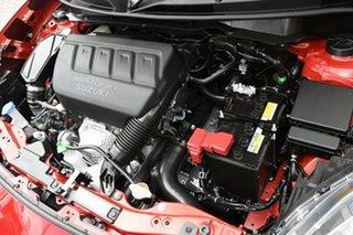 2020 Suzuki Swift AZ Series II Sport Burning Red 6 Speed Automatic Hatchback