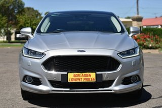 2015 Ford Mondeo MD Titanium Silver 6 Speed Sports Automatic Hatchback.