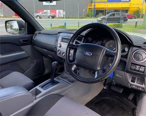 2008 Ford Ranger PJ XL Hi-Rider White 5 Speed Automatic Utility