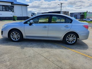 2014 Subaru Impreza G4 MY14 2.0i AWD 6 Speed Manual Sedan