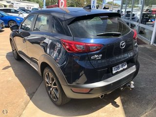 2015 Mazda CX-3 AKARI Blue 6 Speed Automatic Hatchback