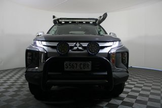 2019 Mitsubishi Triton MR MY19 GLS Double Cab Graphite 6 Speed Sports Automatic Utility.