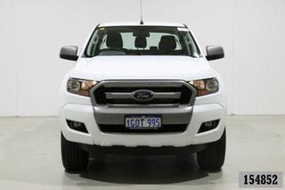 2018 Ford Ranger PX MkII MY18 XLS 3.2 (4x4) White 6 Speed Manual Double Cab Pick Up.