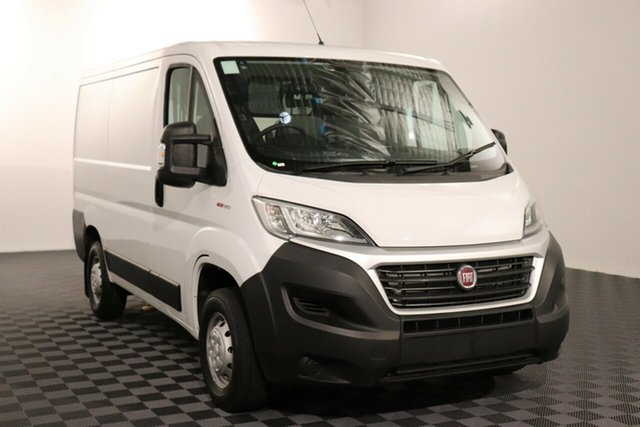 Demo Fiat Ducato Series 6 Low Roof SWB Comfort-matic Acacia Ridge, 2020 Fiat Ducato Series 6 Low Roof SWB Comfort-matic White 6 speed Automatic Van