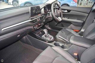 2020 Kia Cerato BD MY21 Sport+ White 6 Speed Sports Automatic Hatchback