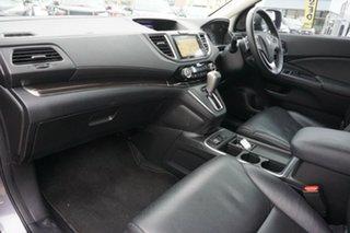 2016 Honda CR-V RM Series II MY17 VTi-L Silver 5 Speed Sports Automatic Wagon
