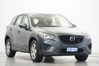2014 Mazda CX-5 KE1071 MY14 Maxx SKYACTIV-Drive Grey 6 Speed Sports Automatic Wagon