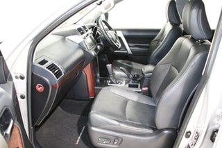 2016 Toyota Landcruiser Prado GDJ150R MY16 VX (4x4) Silver 6 Speed Automatic Wagon