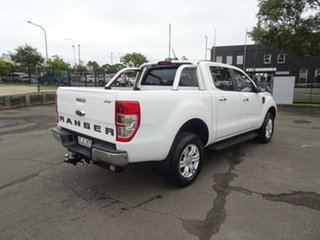 2020 Ford Ranger PX MKIII 2020.7 XLT Arctic White 10 Speed Sports Automatic Double Cab Pick Up