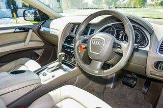 2011 Audi Q7 (No Series) TDI Black Sports Automatic Wagon