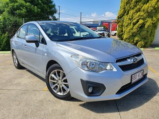 2014 Subaru Impreza G4 MY14 2.0i AWD 6 Speed Manual Sedan.