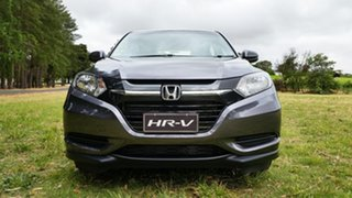 2020 Honda HR-V MY21 VTi Modern Steel 1 Speed Automatic Hatchback.