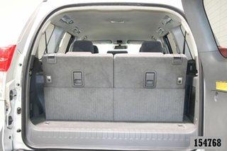 2013 Toyota Landcruiser Prado KDJ150R 11 Upgrade GXL (4x4) Silver 5 Speed Sequential Auto Wagon
