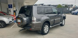 2012 Mitsubishi Pajero NW MY12 GLS Grey 5 Speed Sports Automatic Wagon.