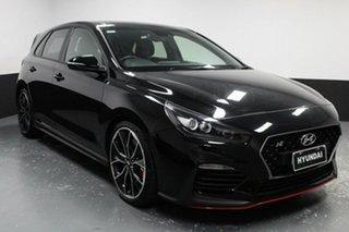 2019 Hyundai i30 PDe.2 MY19 N Performance Black 6 Speed Manual Hatchback.