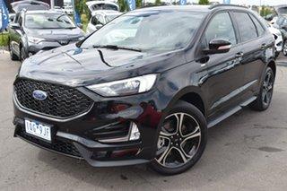 2019 Ford Endura CA 2019MY ST-Line Black 8 Speed Sports Automatic Wagon.