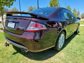 2010 Ford Falcon FG XR6 Velvet 6 Speed Sports Automatic Sedan.