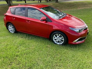 2016 Toyota Corolla ZRE182R Ascent Sport S-CVT Wildfire 7 Speed Constant Variable Hatchback