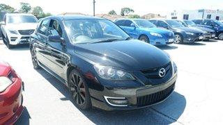 2007 Mazda 3 BK1032 MPS Black 6 Speed Manual Hatchback.